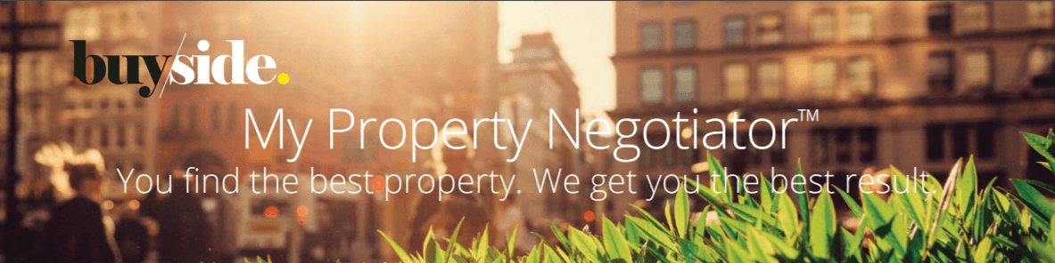 Buyside My Property Negotiator - New Service Launched