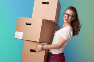 8 Moving Out Tips When You Have Too Much Stuff and Too Little Space