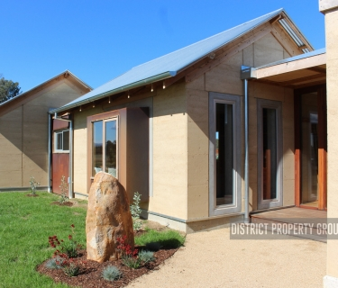 'MURRUP HOUSE' BY GROUNDUP EARTH BUILDERS