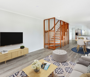 New Townhouse in Avenues with TWO Master Suites