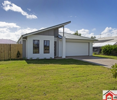 BRAND NEW HOUSE - READY TO MOVE IN AND CALL HOME.