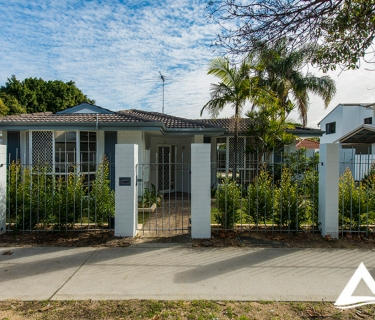 Tastefully renovated four bedroom home in ideal location!