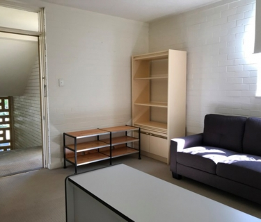 Partly Furnished one bedroom unit
