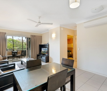 Iconic Cairns One Complex. 1 Bedroom + Study. Secure this Opportunity TODAY!