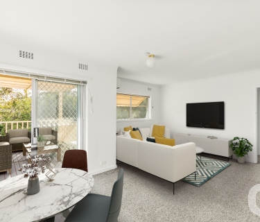 Ideal investment or starter apartment