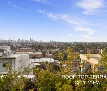 Bright Two Level Apartment With District Views! - INSPECT SATURDAY 05/12 AT 11:50AM