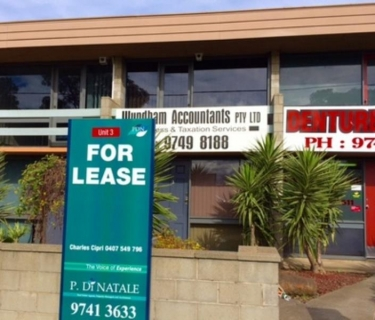 2 STOREY COMMERCIAL OFFICE TOWNHOUSE - WERRIBEE