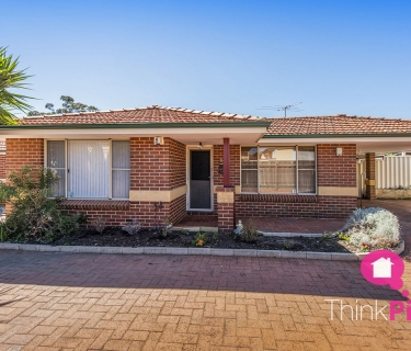 THE PERFECT FIT - JUST LISTED