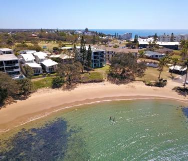 Living the dream on Bargara's Shoreline