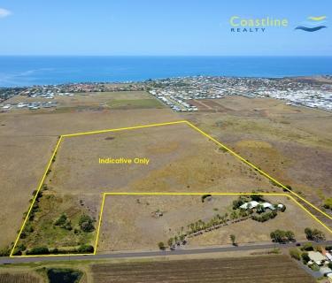 40 plus acres Zoned Emerging Communities.
