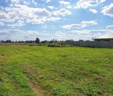 Golden opportunity to build in Flemington Gardens Estate