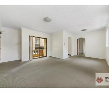 First floor apartment in Parramatta