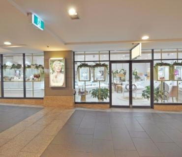 PROMINENT RETAIL SHOP – HORDERN ARCADE / WORLD SQUARE