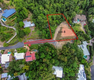 Vacant Land - 4,553m² - Presidential Address - RARE TO FIND!!!