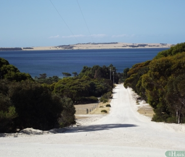 4 Hectares with sea views