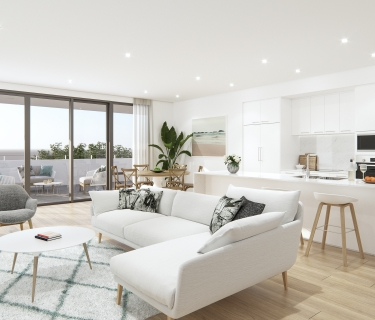 10 out of 10! Brand new over 55's strata apartment!
