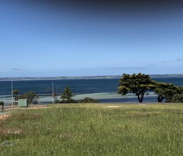 Sensational sea views