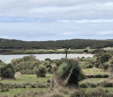 Spectacular, unspoilt landscape