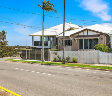 OPEN CANCELLED - Under Contract.  Deceivingly large with Sea Views (dual living capacity)