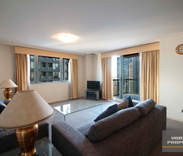 Spectacular Furnished 2 bedroom apartment in the CBD