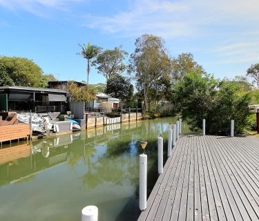 Absolute Waterfront with Dual Income