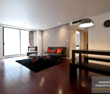 Stylish One Bedroom Apartment with Furniture