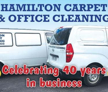 HAMILTON CARPET & OFFICE CLEANING