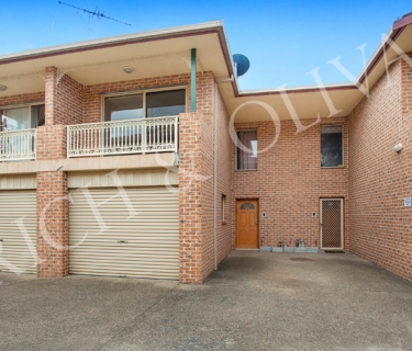 Spacious Two Bedroom Town house