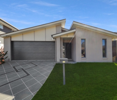 Spacious 4 bedroom family home with study nook.