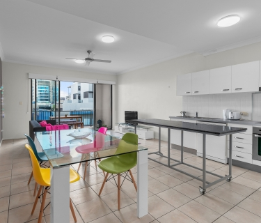 Immaculate 128sqm loft-style abode in the Fortitude Valley entertainment playground