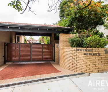 Fabulous and secure three bedroom townhouse with private pool