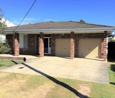 Great double brick home