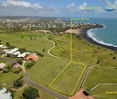 Ocean Views … ½ Acre … Northerly Aspect