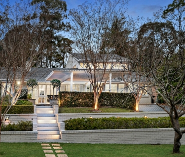 Striking Family Home Of Space And Timeless Appeal