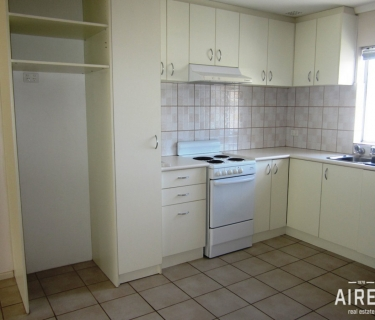 Two bedroom renovated unit