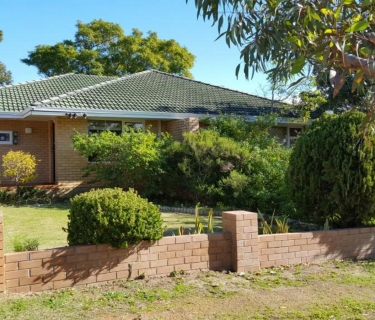 Two Bedroom home located on a quiet leafy street in Nedlands