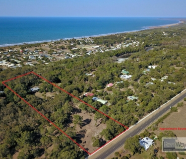 Secluded Coastal Acreage Delight! This Must Be Top Of Your List!