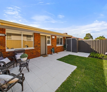 BRAND NEW RENOVATION WITH NORTH FACING APPEAL