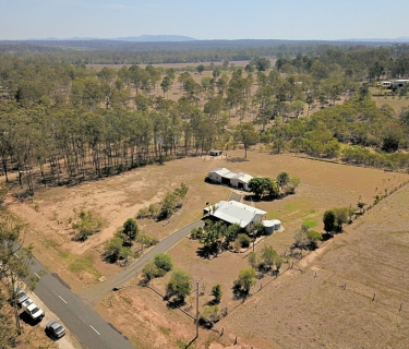 Pretty as a picture, ideal first home or downsizer on 5 acres!