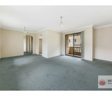 2 Bedder in a Small Block of 4 Units Spacious Beside Parramatta River