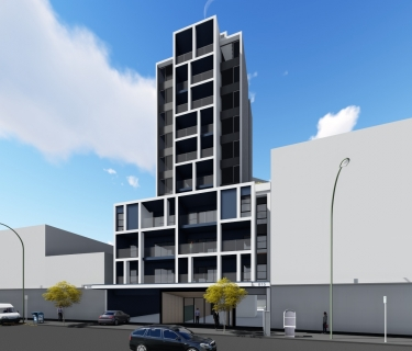 Development Approved - 15 Residential Apartments