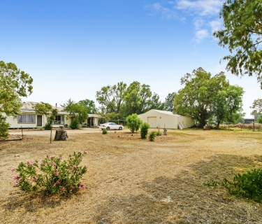 IDEAL ACREAGE - two titles - 3 BEDROOM HOME