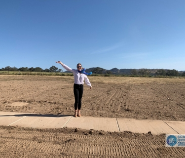 LAND GLORIOUS LAND...OVER 800m2 READY TO BUILD THIS SUMMER