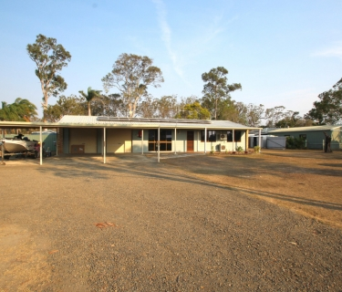 Property On Over An Acre - Just In Time For Christmas!