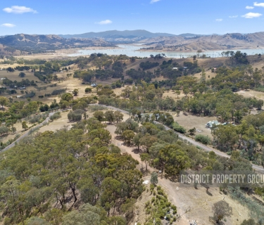 9 ACRES WITH LAKE VIEWS