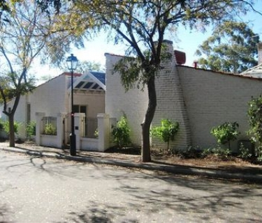 Large house, Quiet Street, Excellent location on corner block