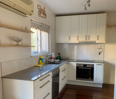 Renovated FURNISHED ground floor unit