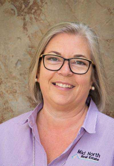 Julie Mould, Mid North Real Estate