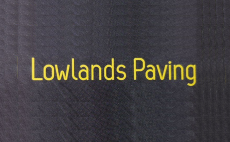 Ronnie Van Wanrooij, Lowlands Paving